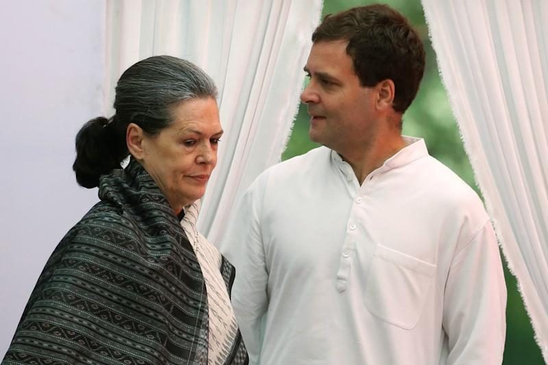 Sonia Gandhi Leaves for US for Routine Medical Check-up, Rahul Accompanies Her