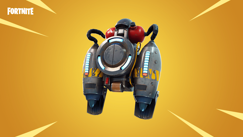 Fortnite Jetpack close encounters