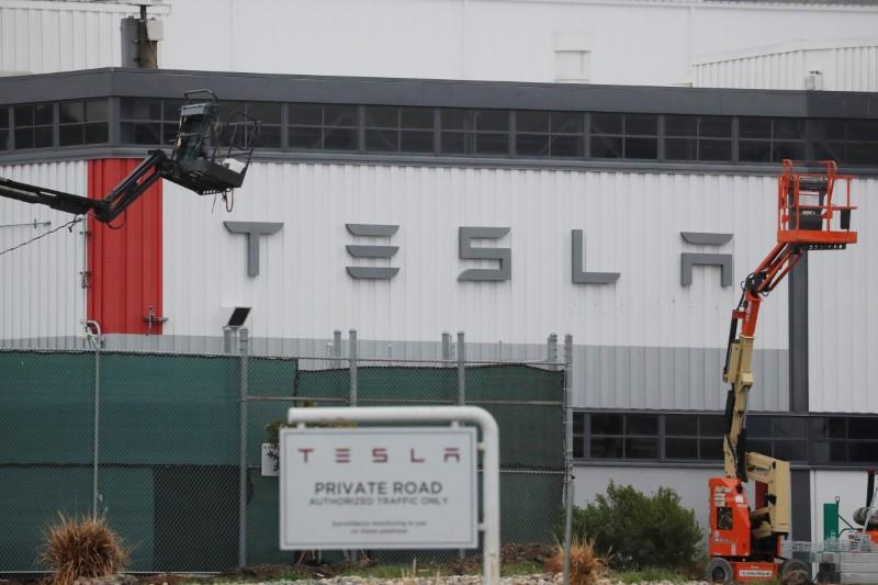 Tesla prepares to reduce staff by 75% at California plant: Bloomberg News