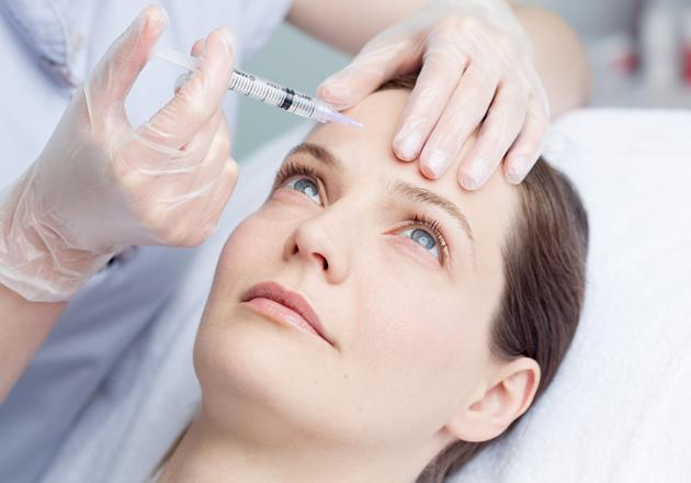 A new study finds that Botox injections may help fight severe depression © Rex