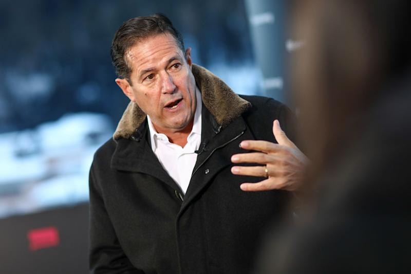 Staley Faces New Scrutiny Over Long Ties to Jeffrey Epstein