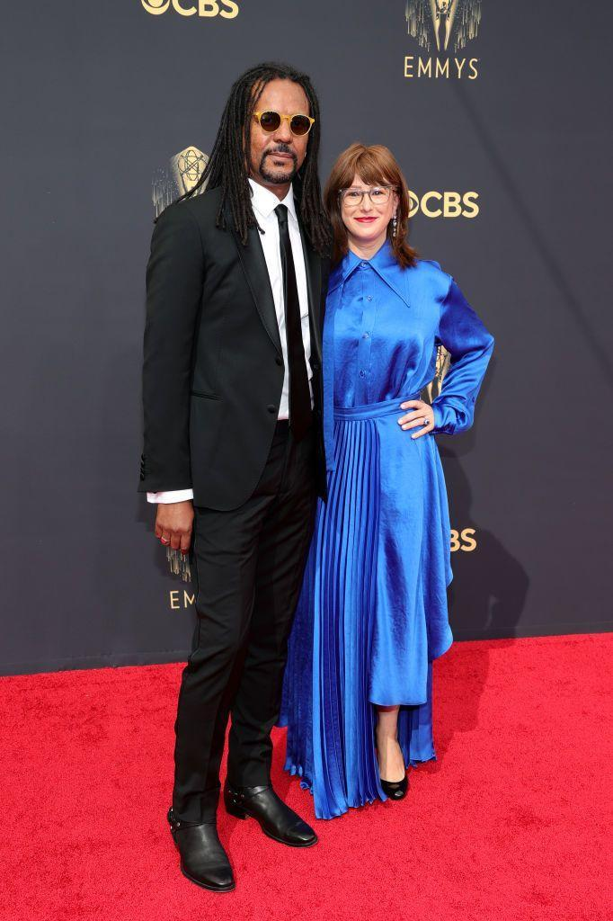 Colson Whitehead and Julie Barer