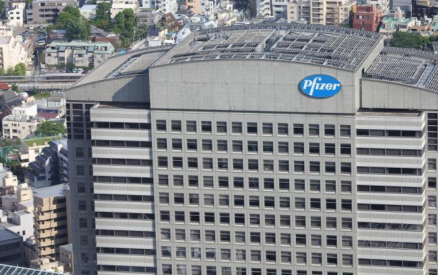 Top Stock Reports for Pfizer, BP & Fidelity National Information Services