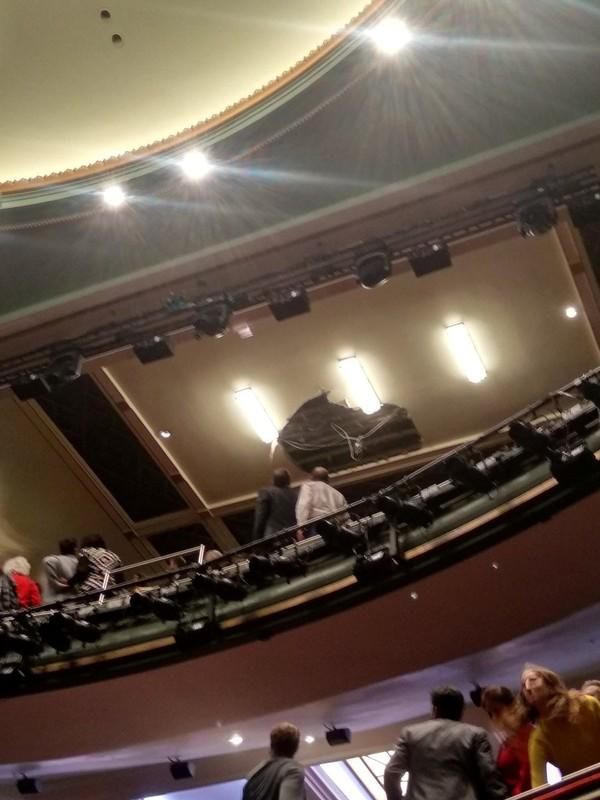 'Death of a Salesman' halted when ceiling collapses at London Piccadilly Theatre