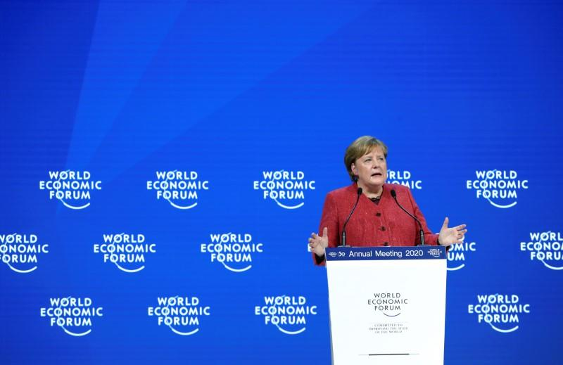 Don't scrap imperfect Iran deal before we have a better one, Merkel says