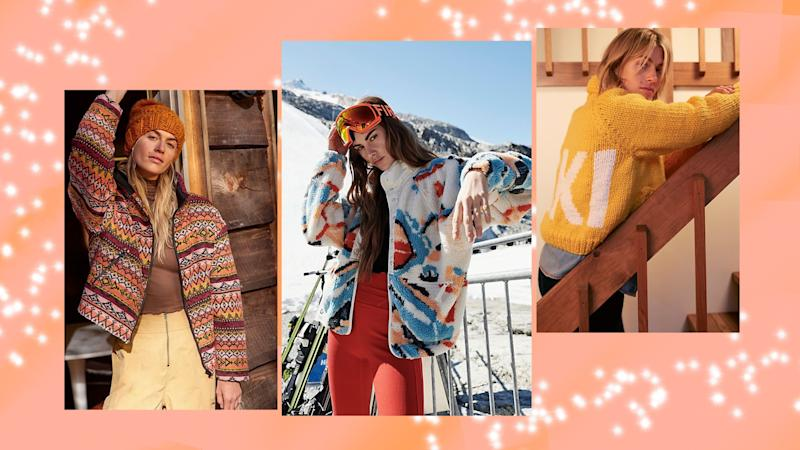 Free People's FP Movement Ski Shop Collection Makes Me Wish I Could Get Down the Bunny Slope for Once
