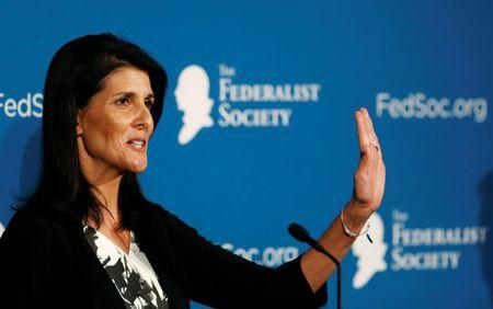 Who is Nikki Haley, Donald Trump's new United Nations ambassador?