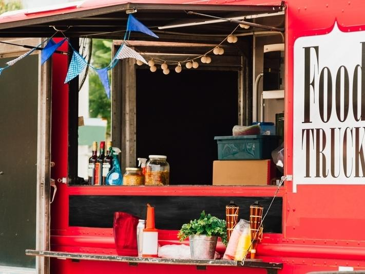 """The Alameda County Fairgrounds in Pleasanton will host a """"Grab & Go Food Trucks"""" program for summer 2020."""