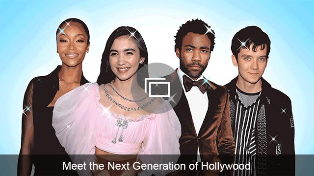 Next generation of Hollywood slideshow