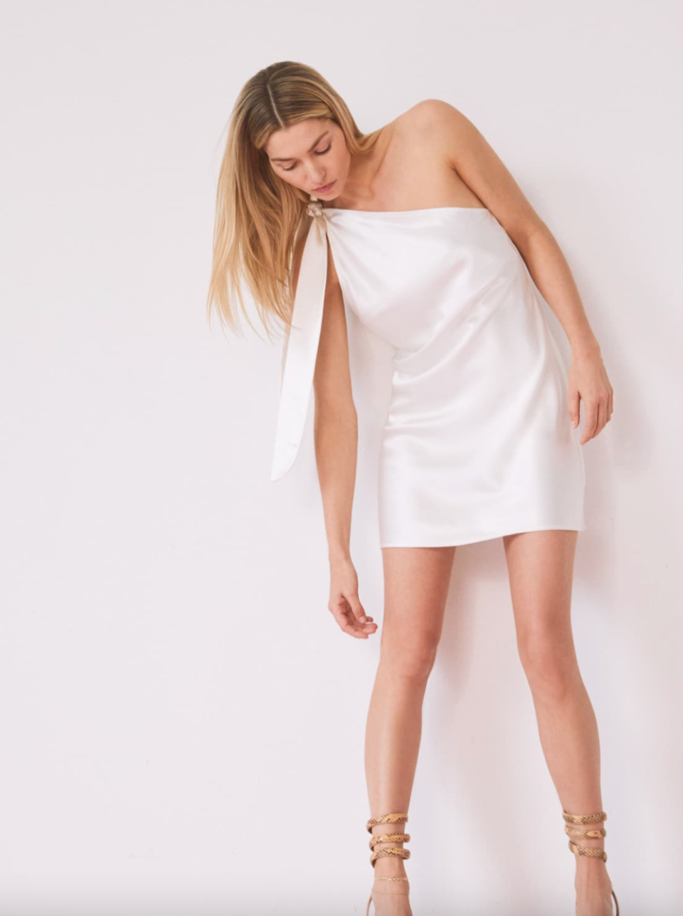 Reformation 'Acacia' Dress (Photo via Reformation)
