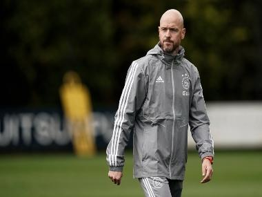 Champions League: Manager Erik ten Hag believes Ajax could improve on organisation despite 3-0 win over Lille