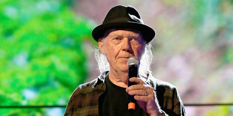 Neil Young Says His Unreleased 1975 Album Homegrown Will Arrive Next Year
