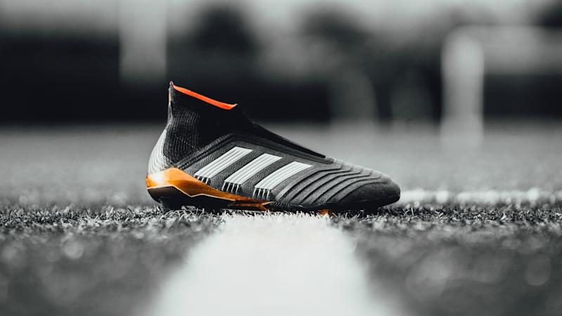 0e7dd9302b7 Adidas reveals new Predator 18+ to be worn by Pogba