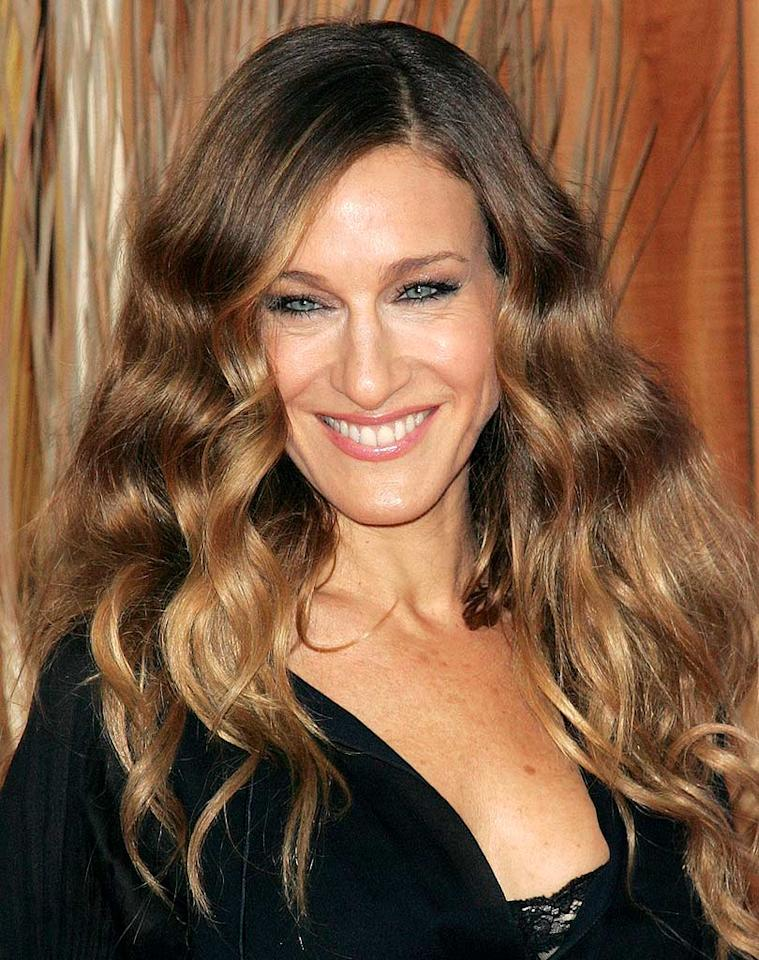 "Speaking of going naked, Sarah Jessica Parker made headlines this week over her now denuded chin. Parker was overwhelmed at the public response to her surgery, telling David Letterman on his show, ""I didn't think a thing about it, and then it turns into mole-gate! I was like, my mole was my signature? Isn't my brain my signature?"" Parker was none the worse for wear at the New York premiere of ""Did You Hear About the Morgans?"" on Monday night. Jim Spellman/<a href=""http://www.wireimage.com"" target=""new"">WireImage.com</a> - December 14, 2009"