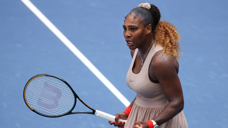 US Open 2020: Serena Williams survives a huge scare from Maria Sakkari to reach quarterfinals