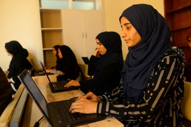In a country where girls often have only limited educational opportunities, internet access is patchy and women face deeply ingrained discrimination at every turn, tech skills can have transformative potential