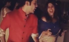 Watch: Rajkummar Rao and Ekta Kapoor pay ultimate tribute to Govinda with 'Ankhiyo se Goli Maare'