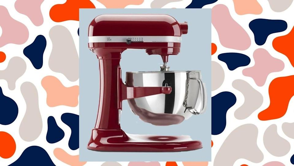 This popular KitchenAid stand mixer is majorly discounted right now