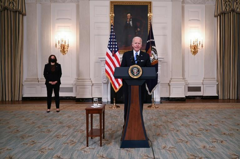 President Joe Biden's government plans to buy 100 million more doses of Johnson & Johnson's Covid vaccine