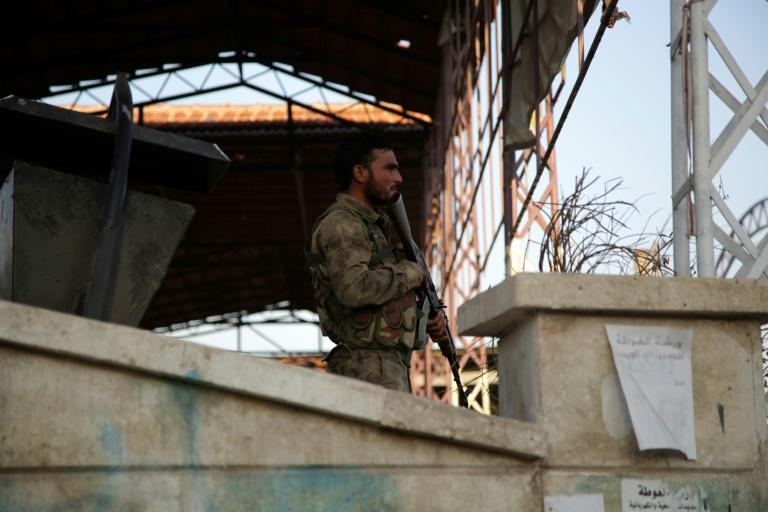 Turkey and its Syrian rebel proxies have led two previous offensives inside Syria, most recently seizing the northwestern enclave of Afrin from the Kurds last year