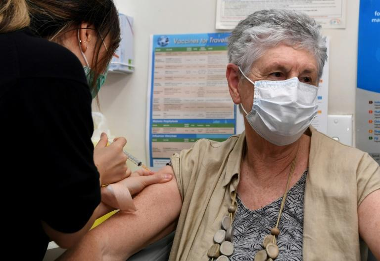 Australia's government has urged over-50s to get coronavirus shots, as fears mount that vaccine hesitancy could be priming the country for disaster