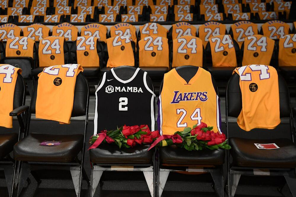 Why Kobe Bryant Changed Jersey Numbers and the Special Meaning ...