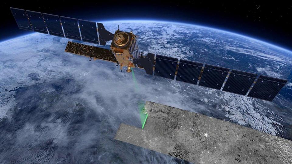 Satellites reveal Earth's ice is melting away at a record rate