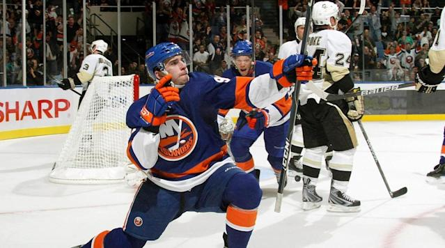 <p>The New York Islanders kept everyone guessing, including Tavares himself, right up until they made him the No. 1 pick. Tavares led the Ontario Hockey League with 58 goals during his final season before the draft and broke Peter Lee's 33-year-old league record of 213 career goals. Tavares scored 24 goals (11 on the power play) and 54 points as an NHL rookie. In 2013, he'd led the Isles to their first postseason appearance since 2007 and earned a nomination for the Hart Trophy as NHL MVP. Tavares finished one point shy of leading the league in 2014-15 with 86. — Notable picks: No. 2: Victor Hedman, D, Tampa Bay Lightning | No. 3: Matt Duchene, C, Colorado Avalanche | No. 6: Oliver Ekman-Larsson, D, Arizona Coyotes</p>