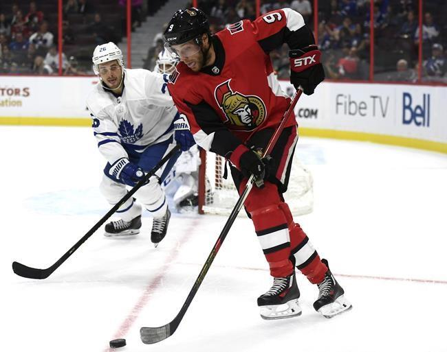 Senators waive Bobby Ryan less than three weeks after he wins Masterton Trophy