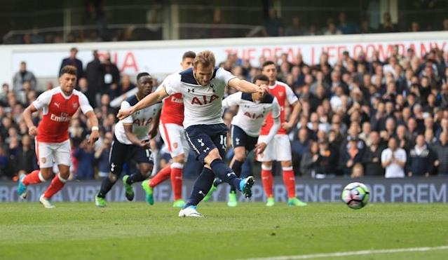 White Hart Lane hosted its last north London derby on Sunday, as Tottenham finally condemned Arsenal to finish beneath them after 22 years