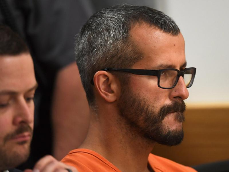 Christopher Watts admitted murdering his pregnant wife and two young daughters: REUTERS