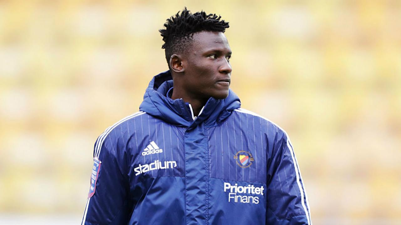 Michael Olunga was in Sweden where he confirmed his comfort at CSL side Guizhou Zhicheng