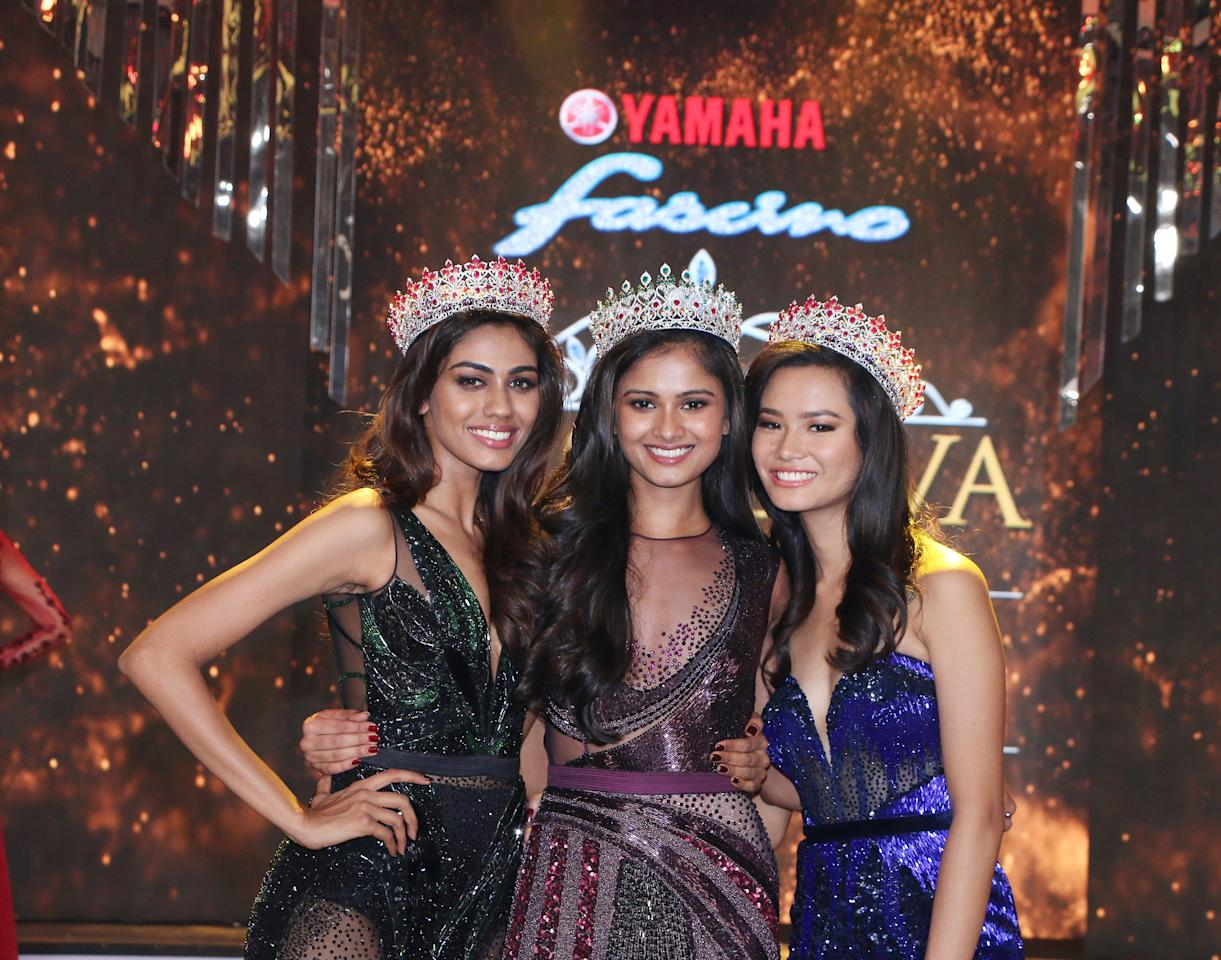 <p>Shraddha Shashidhar will represent India at Miss Universe </p>