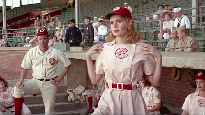 """""""A League of Their Own"""" is an American classic."""