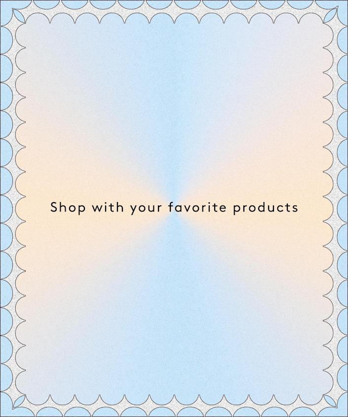 <h2>Shop with your favorite products</h2><br>Since testing makeup in-store is a thing of the past, bring your go-to foundation or concealer along on your shopping trip. Comparing products in their tubes and bottles isn't a foolproof system — the dry-down color change is real — but you can also check ingredients lists, undertones, and other details listed on packaging to be sure you're not too far off base (no pun intended).