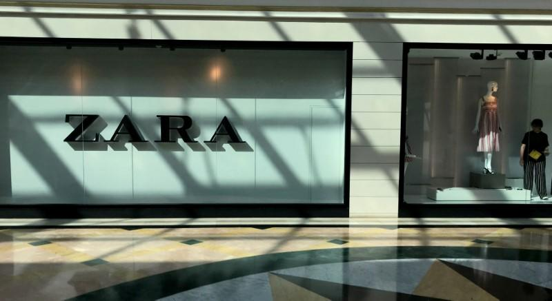 Zara owner offers to make scrubs for Spain's coronavirus-stretched hospitals