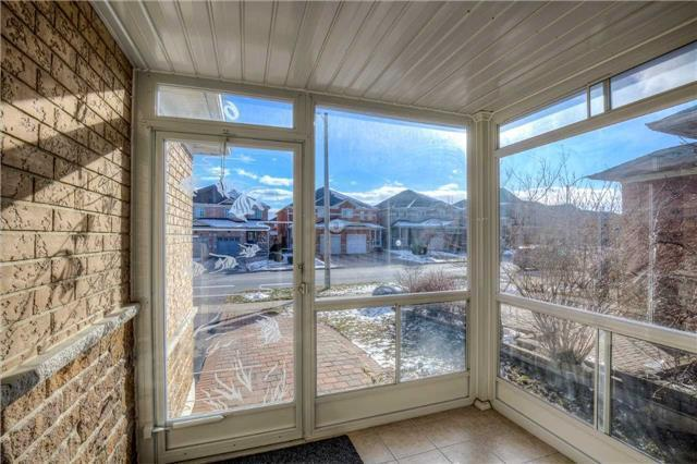 <p><span>6 Primont Drive, Richmond Hill, Ont..</span><br> The home has a fully-enclosed porch, perfect for putting on those winter boots.<br> (Photo: Zoocasa) </p>