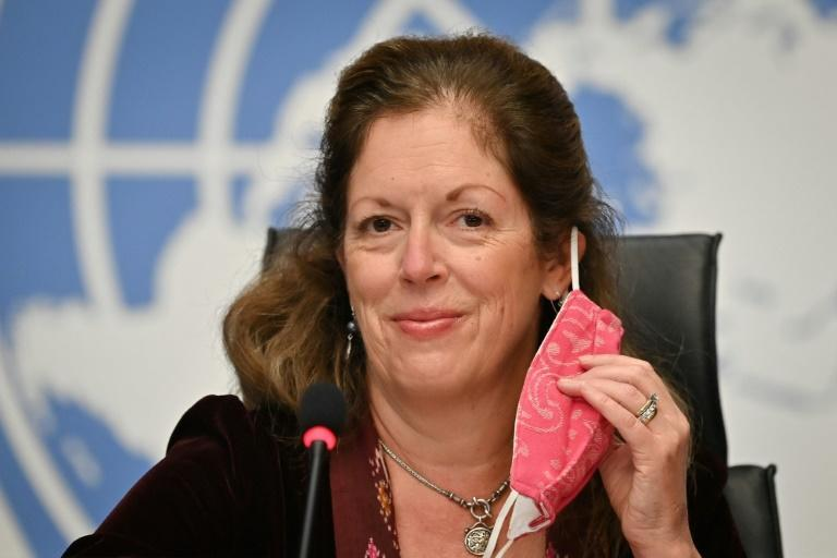 """UN Libya envoy Stephanie Williams described the ceasefire signing as """"a moment that will go down in history"""""""