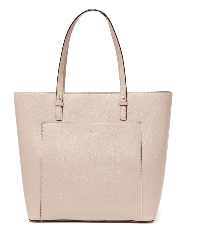 Kate Spade Grand Street Sadie Leather Tote (Photo: Nordstrom Rack)