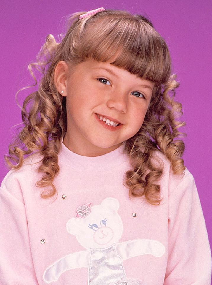 "Jodie Sweetin's entertainment experience before ""Full House"" consisted of a few commercials and a guest starring role on the sitcom ""The Hogan Family."" When the series' producers Robert L. Boyett and Thomas L. Miller saw her on the show, they are said to have been inspired to <a href=""http://freewebs.com/full__house/sweetin.htm"">create</a> the role of Stephanie Tanner just for her."