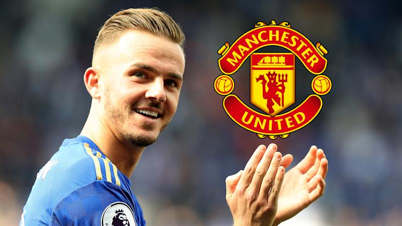 Rodgers aware of Man Utd appeal as Maddison is linked with move to join Maguire at Old Trafford
