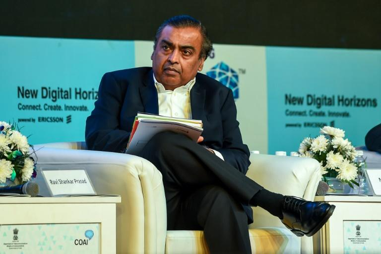India's Reliance to pay $3.4 bn for Future Group's retail empire