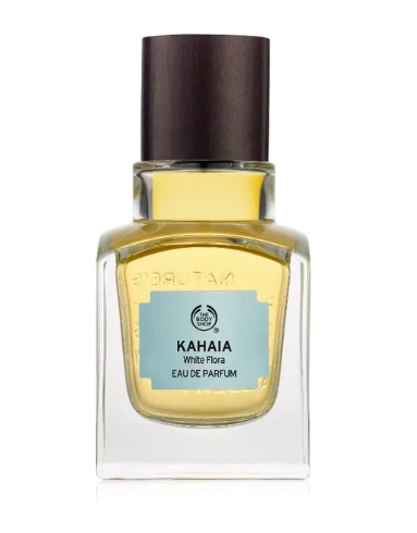 """<p><strong>Jazmin Kopotsha, Entertainment Editor</strong></p><p><strong>The perfume:</strong> <strong>The Body Shop</strong> Kahaia White Flora Eau De Parfum, £20, available at <a href=""""https://www.thebodyshop.com/en-gb/fragrance/eau-de-parfum/kahaia-eau-de-parfum/p/p002281"""" rel=""""nofollow noopener"""" target=""""_blank"""" data-ylk=""""slk:The Body Shop"""" class=""""link rapid-noclick-resp"""">The Body Shop</a>.</p><p>I really struggle finding perfumes that a) I won't get bored of and b) are okay to wear throughout the year <em>and</em> are appropriate for both the daytime and evenings out. I don't like anything too floral, I don't like anything too sweet, I like a hint of sexy musk but I'm also aware that it's not to everyone's taste. I couldn't afford another bottle of Dolce & Gabbana's The One after years of constant usage and so I stumbled into The Body Shop in the hope of finding a cheaper alternative. Their White Flora saved the day (and my budget). It's warm and musky but the fresh notes of jasmine mean that it's not too heavy or suffocating. It's very indulgent for a £20 eau de parfum and I'm not mad about it.</p><br><br><strong>The Body Shop</strong> Kahaia Eau De Parfum 50ml, $20, available at <a href=""""https://www.thebodyshop.com/en-gb/fragrance/eau-de-parfum/kahaia-eau-de-parfum/p/p002281"""" rel=""""nofollow noopener"""" target=""""_blank"""" data-ylk=""""slk:The Body Shop"""" class=""""link rapid-noclick-resp"""">The Body Shop</a>"""