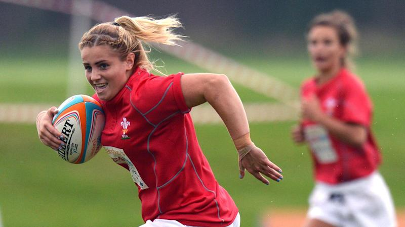 Welsh rugby international Elli Norkett has died in a car crash at the age of 20.