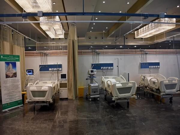 A visual from the Sir H N Reliance Foundation Hospital.