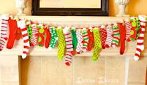 "<p>Tiny Christmas socks bring to mind the Who-ville stockings hung by the chimney with care. Fill each one with a <a href=""https://www.countryliving.com/entertaining/g2801/christmas-bucket-list/"" rel=""nofollow noopener"" target=""_blank"" data-ylk=""slk:holiday activity,"" class=""link rapid-noclick-resp"">holiday activity,</a> and they make for a clever Advent calendar. </p><p><strong>Get the tutorial at <a href=""https://www.designdazzle.com/advent-calendar-countdown-activity-ideas/"" rel=""nofollow noopener"" target=""_blank"" data-ylk=""slk:Design Dazzle"" class=""link rapid-noclick-resp"">Design Dazzle</a>.</strong></p><p><strong><a class=""link rapid-noclick-resp"" href=""https://www.amazon.com/Cotton-Ribbed-Dress-Socks-Medium/dp/B07CNC1JVM/ref=sr_1_2_sspa?dchild=1&keywords=RED+SOCKS&qid=1603063129&sr=8-2-spons&psc=1&spLa=ZW5jcnlwdGVkUXVhbGlmaWVyPUExQTNTMzVMQ0NOVzlVJmVuY3J5cHRlZElkPUEwNzU2NzU2NUlYUUhKNTA1ODJMJmVuY3J5cHRlZEFkSWQ9QTA3NjMzMjQyUjVUR0w1NlpHWkhCJndpZGdldE5hbWU9c3BfYXRmJmFjdGlvbj1jbGlja1JlZGlyZWN0JmRvTm90TG9nQ2xpY2s9dHJ1ZQ%3D%3D&tag=syn-yahoo-20&ascsubtag=%5Bartid%7C10050.g.28982778%5Bsrc%7Cyahoo-us"" rel=""nofollow noopener"" target=""_blank"" data-ylk=""slk:SHOP SOCKS"">SHOP SOCKS</a><br></strong></p>"