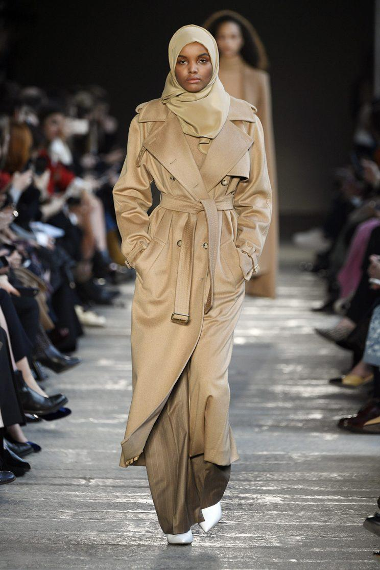 Hijabi model halima aden is taking over milan fashion week for When is fashion week over