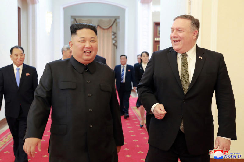 Pompeo Says North Korea Ready to Let Inspectors Into Missile, Nuclear Sites