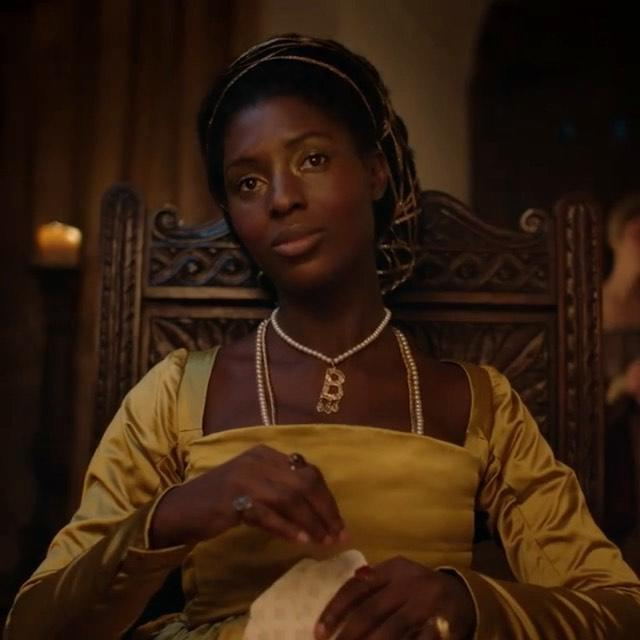 """<p><strong>Catch up now on My5</strong></p><p>After months of snippets and sneak previews, Jodie Turner-Smith's reimagining of Anne Boleyn, Henry VII's second wife, finally dropped this week.</p><p>The three-part psychological thriller recounts the panic-filled final months of of her life, and has been airing nightly, with the third and final episode showing last night.</p><p>The series begins with a pregnant Anne convinced that she will bear Henry an heir, yet when his adviser Thomas Cromwell shuts her out of an important political conversation, she realises her position in the royal household is growing more and more tenuous. </p><p>As reported by <a href=""""https://deadline.com/2020/10/jodie-turner-smith-plays-anne-boleyn-channel-5-series-from-fable-pictures-1234605855/"""" rel=""""nofollow noopener"""" target=""""_blank"""" data-ylk=""""slk:Deadline"""" class=""""link rapid-noclick-resp"""">Deadline</a>, the plot line of the drama shines 'a feminist light on the final months of Boleyn's life, re-imagining her struggle with Tudor England's patriarchal society, her desire to secure a future for her daughter, Elizabeth, and the brutal reality of her failure to provide Henry with a male heir.' </p><p><a href=""""https://www.instagram.com/p/CO20Z1cg5ZD/"""" rel=""""nofollow noopener"""" target=""""_blank"""" data-ylk=""""slk:See the original post on Instagram"""" class=""""link rapid-noclick-resp"""">See the original post on Instagram</a></p>"""