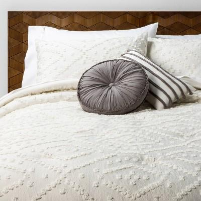 Opalhouse Olympia Clipped Comforter Set